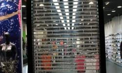 transparentna rolo vrata